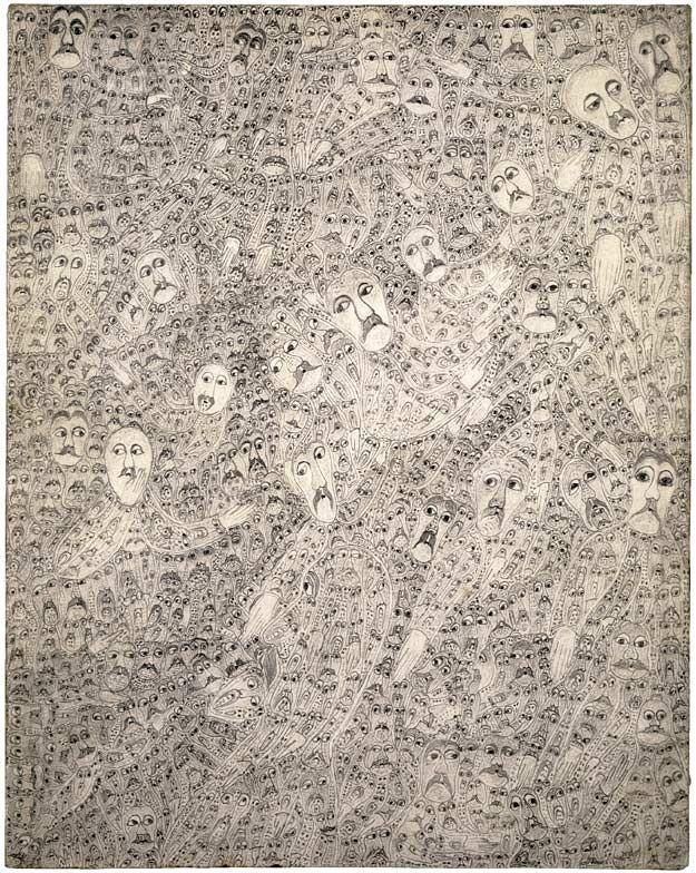 Edmund Monsiel, Sin título, 1949